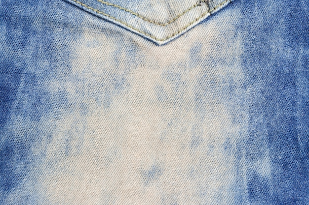 Blue jeans background Premium Photo