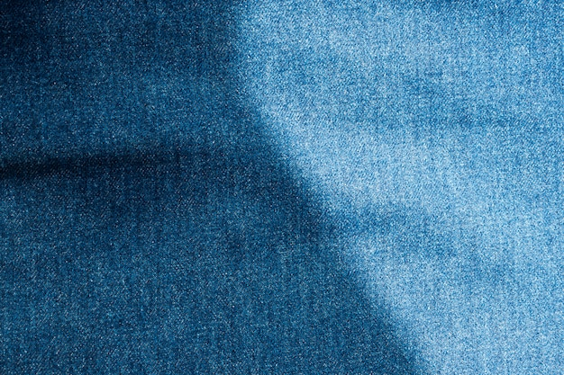 Blue jeans background Free Photo