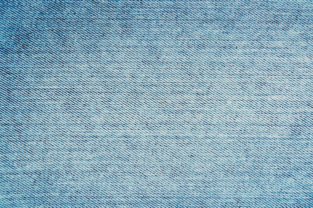 Blue jeans texture, denim background, blank Premium Photo