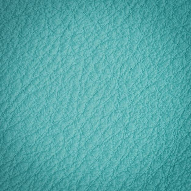 Blue leather macro shot Free Photo