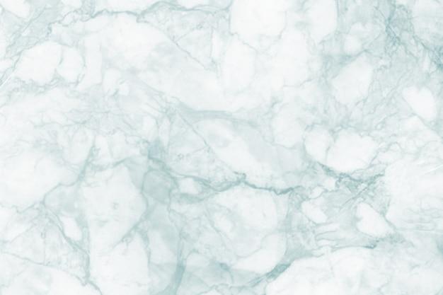 Blue marble background. Premium Photo
