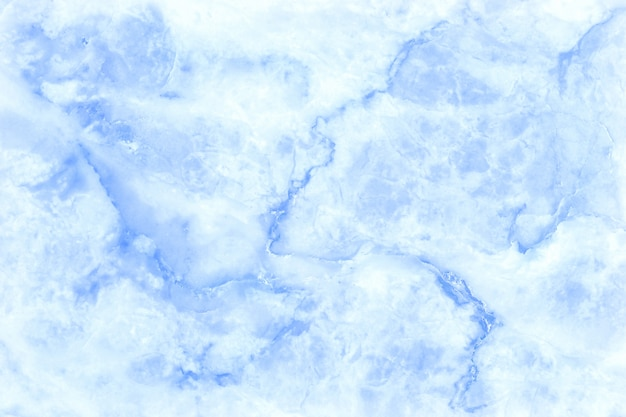 Blue Pastel Marble Texture With High Resolution For Background