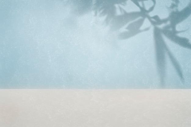 Blue product background Free Photo