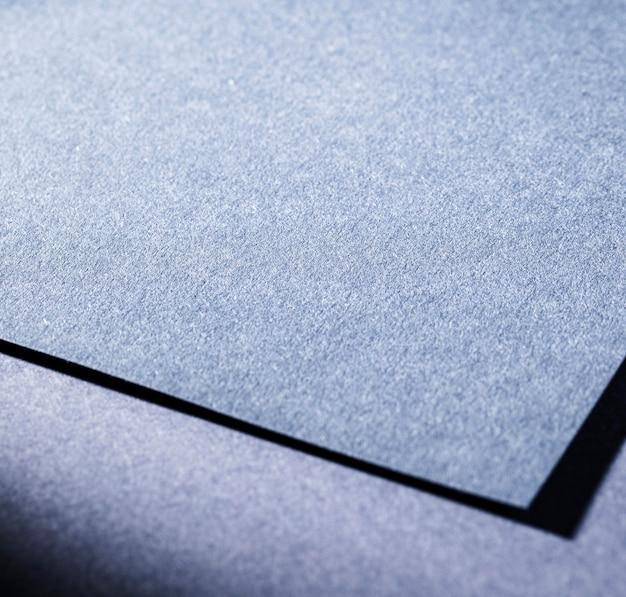 Синяя фактурная бумага крупным планом Бесплатные Фотографии