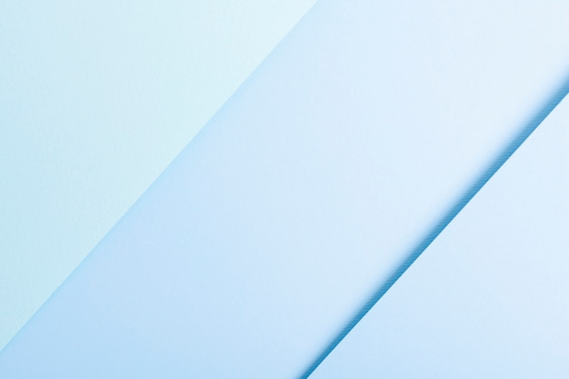 Blue toned collection of aligned paper sheets Free Photo
