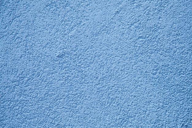 Blue wall cement背景&テクスチャ Premium写真