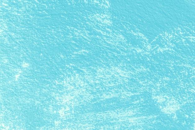 Синий фон текстуры стены с царапинами. Premium Фотографии