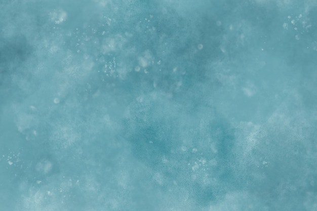블루 수채화 배경 무료 사진