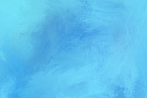 Blue watercolor texture background Free Photo