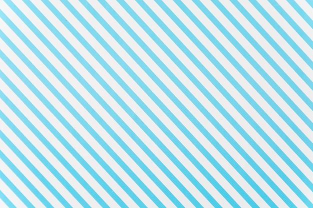 Modello di linea blu e bianca Foto Gratuite