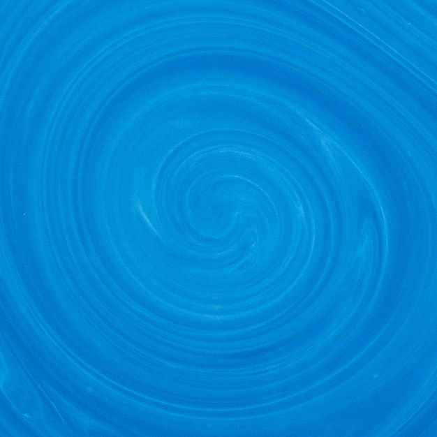 Blue and white swirl color mix fluid art backdrop Free Photo