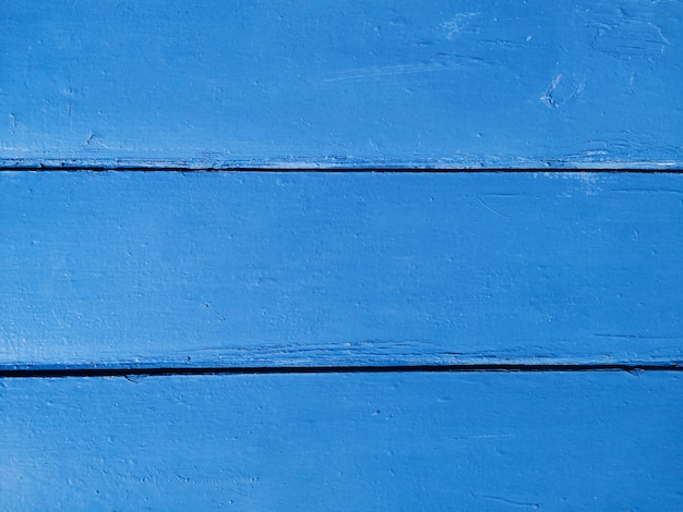 Blue wooden background Free Photo