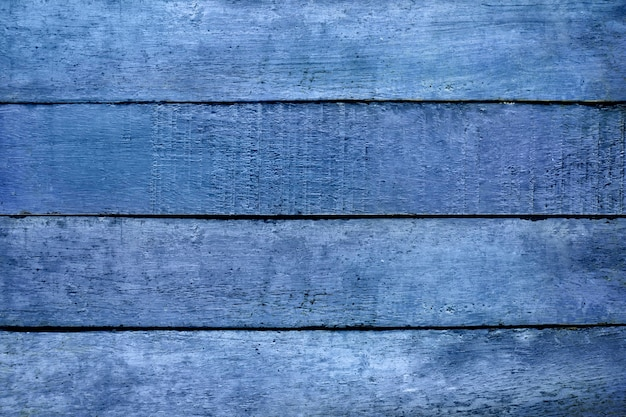 Blue wooden texture flooring background Free Photo
