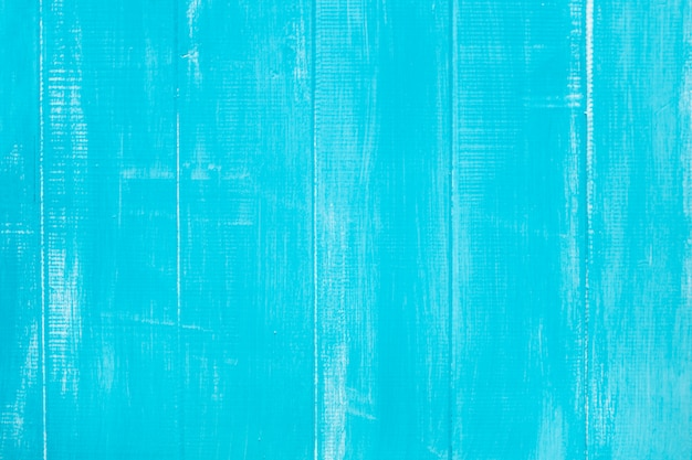 Blue wooden textured background Free Photo