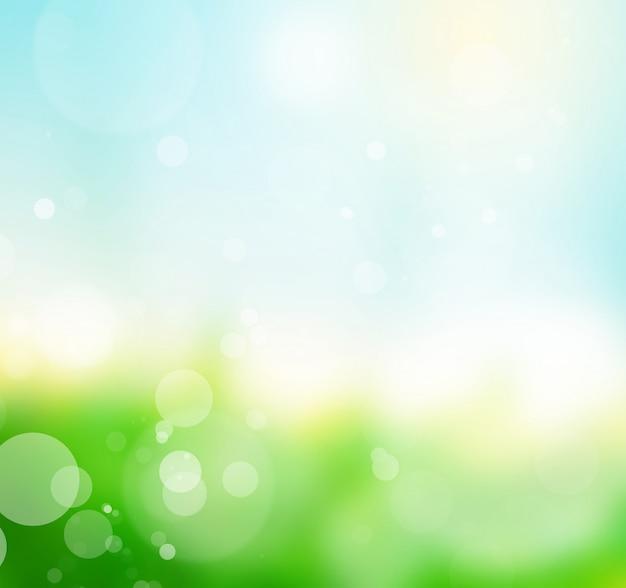 Blur field texture Free Photo