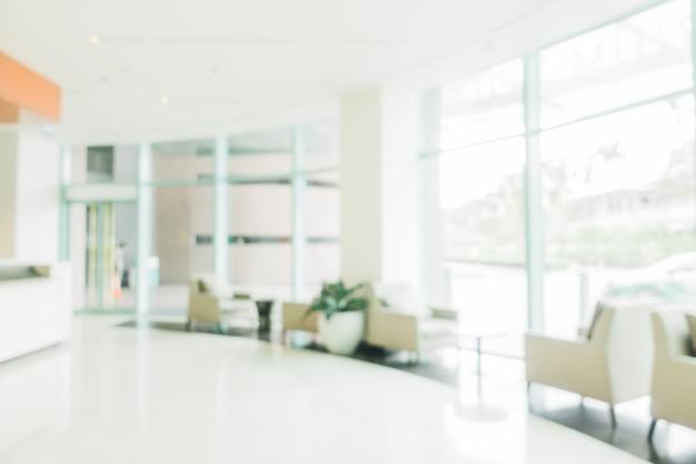 Blur hotel lobby Free Photo