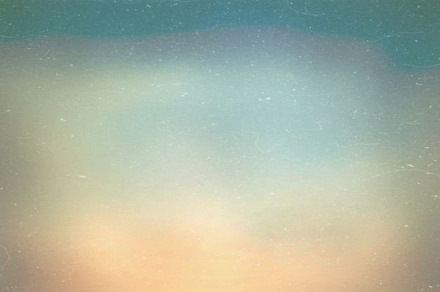 Blurred blue sky and sea well use as .blur backdrop of ocean concept.blurry pastel colored of sunshine. dust and scratched Free Photo