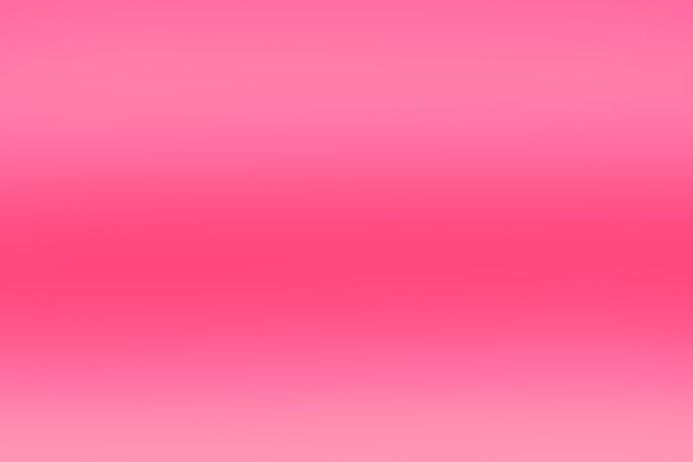 ピンク色のぼやけたグラデーションの背景 無料写真