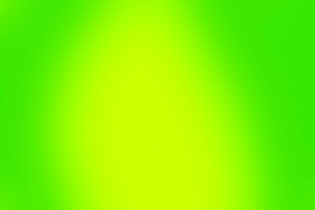 Blurred gradient green and yellow background Free Photo
