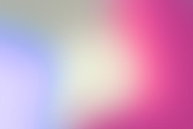 鮮やかな原色のぼやけたポップ抽象的な背景 無料写真