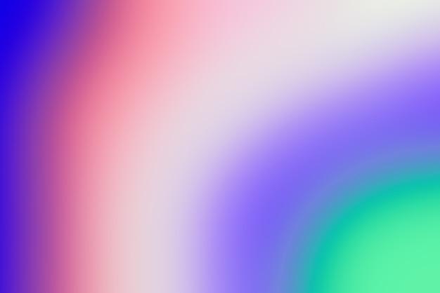 Astratto pop sfocato con vividi colori primari Foto Gratuite
