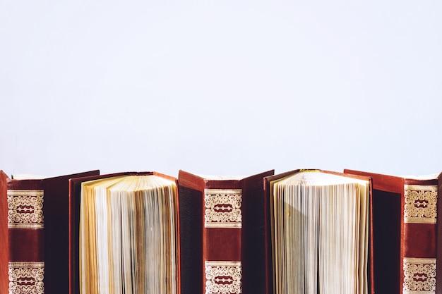 Book background Premium Photo