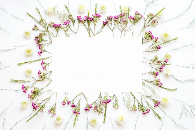 border from wild flowers photo free download rh freepik com Filigree Flower Border Clip Art Wedding Flower Borders Clip Art