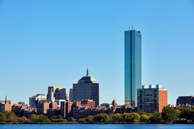 ボストンのダウンタウン、アメリカ Premium写真