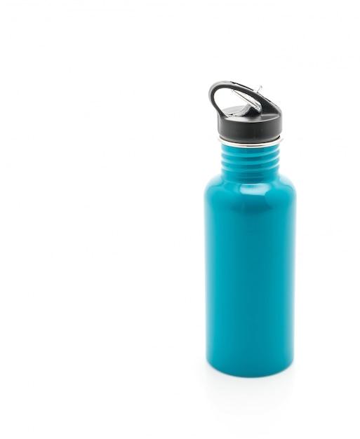 Bottle vacuum on white Premium Photo