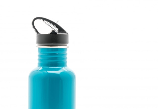 Bottle vacuum on white Premium Photo