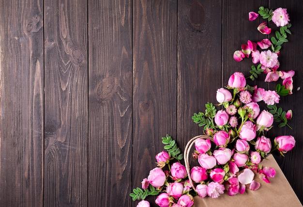 Букет роз Premium Фотографии