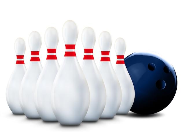 Bowling Premium Photo