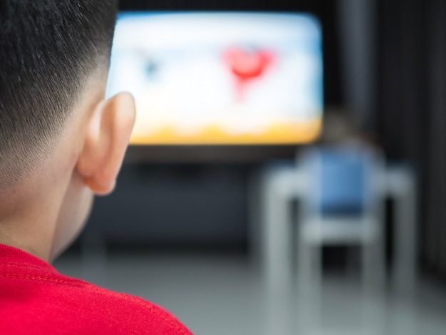 The effects of the television on a person