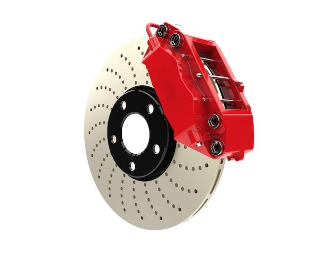 Brake disk Premium Photo