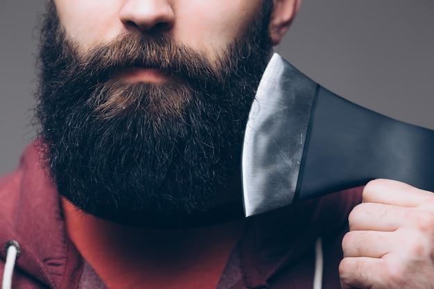 Corporate Beard Trimming