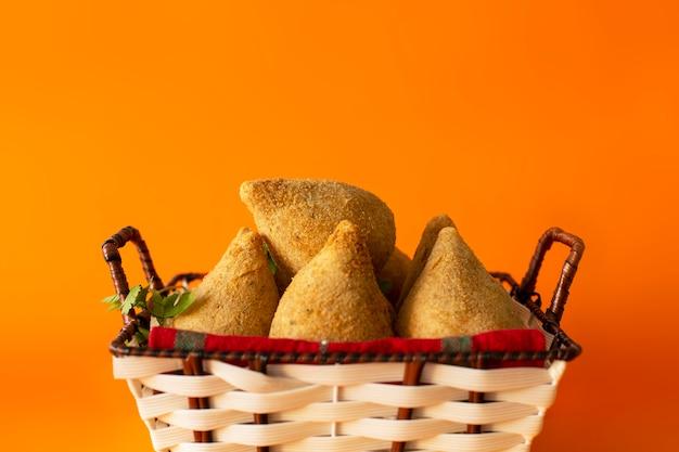 Brazilian snack Premium Photo