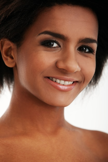 Brazilian young woman portrait   Free Photo