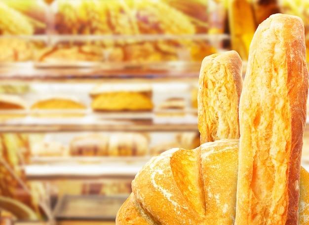 パン Premium写真