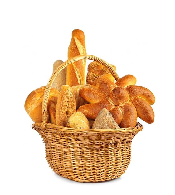 Breads Premium Photo
