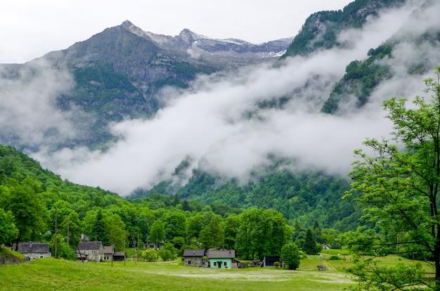 素晴らしい景観の息を呑むような風景 無料写真