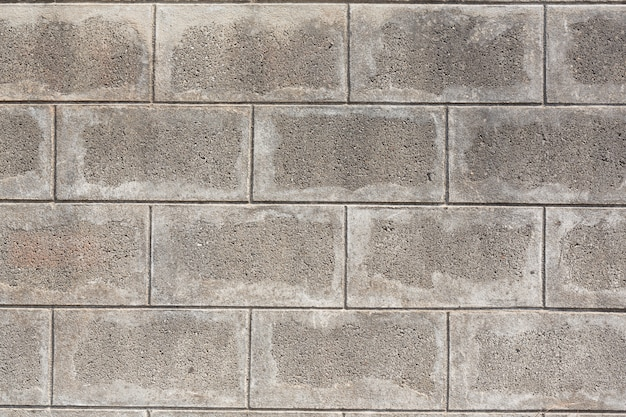 Brick mortar background for design. Free Photo