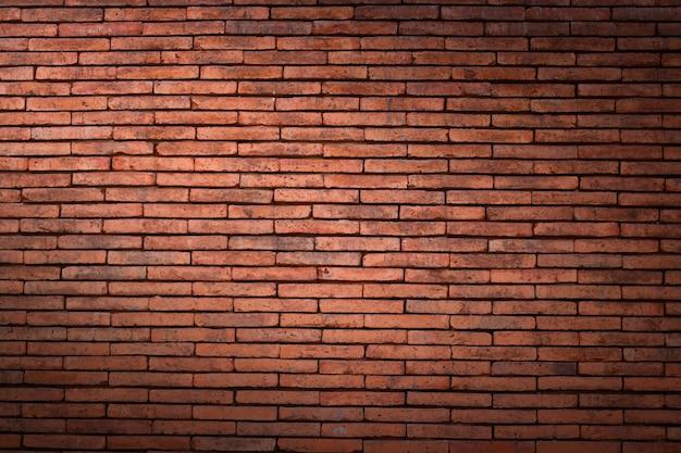 Brick wall background Premium Photo
