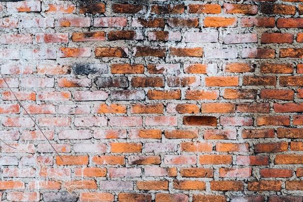 Brick wall grunge background Free Photo