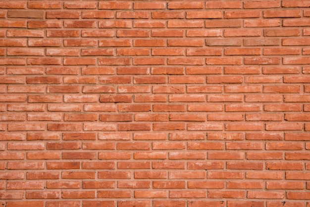 Brick wall texture background Free Photo