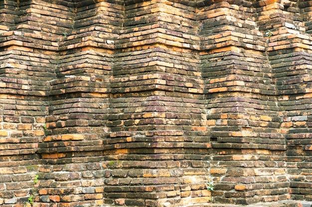 背景のレンガの壁のテクスチャ 無料写真
