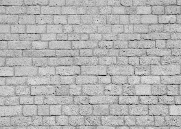 brick white wall free photo