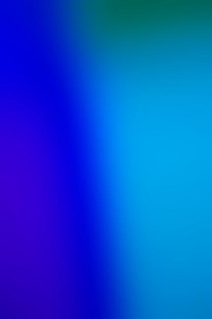 Bright blue color in gradation Free Photo