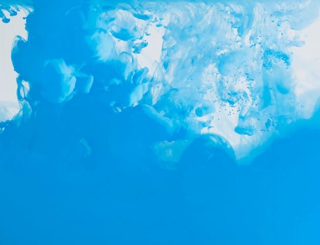 Bright blue dense cloud Free Photo