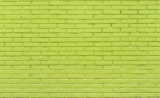 Bright brick wall Free Photo