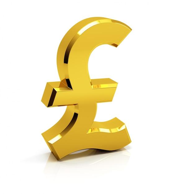 British Pound Sign Symbol Photo Premium Download